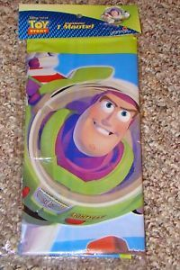 New Disney Toy Story Table Cover Party Supplies