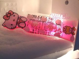 Hello Kitty Reusable Lunch Bento Fever Pain Cold Therapy Coolant Ice Pack Bar