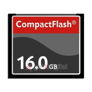 16 GB Compact Flash CF High Speed Memory Card