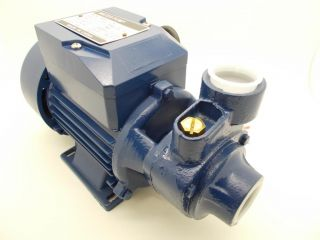 New 1 2HP Centrifugal Electric Water Pump Pool Garden 30ft Lift Heavy Duty Pump