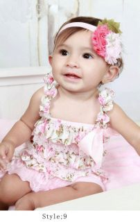 COOL2DAY Kid Baby Headband Newborn Infant Toddler Photo Prop Party Dress Costume