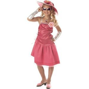 Movie Star Costume Baby Toddler Hollywood Diva Halloween Fancy Dress Up