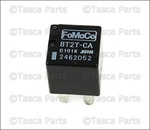 Brand New 20 Amp 4 Blade Terminal Relay Ford Lincoln Vehicles 8T2Z 14N089 C
