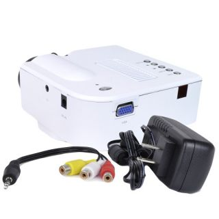 Portable Game Movie Multimedia Mini LED Digital Projector Media Player