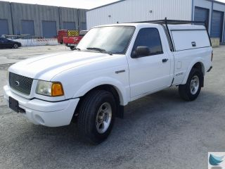 2002 Ford Ranger Edge Short Bed 4WD 3 0L V6