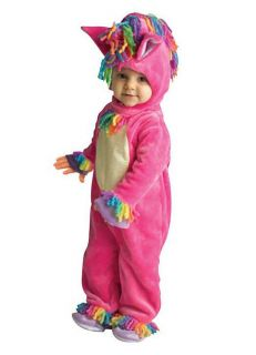 Pony Pink Cute Infant Costume Girls Halloween Costumes 6 12 Months