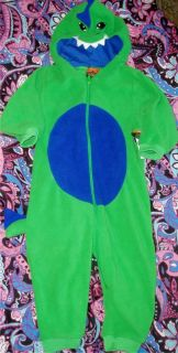 Halloween Costume One Piece Baby Boys Girls Unisex Dress Up Little Trick Treat 1