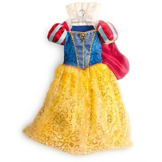 New  Princess Snow White Costume Dress Gown Girls Fall 2013