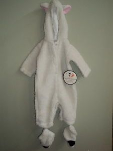 Pottery Barn Kids Baby Lamb Halloween Costume
