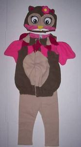 Old Navy Owl Costume Size 6 9 12 Months Halloween