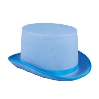 Dumb and Dumber Harry Blue Top Hat Halloween Costumes