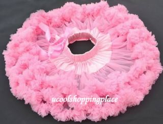 2pcs Baby Girl Kid Top Tutu Pageant Party Dress Skirt Costume Outfit Clothes