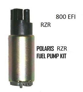 Polaris RZR 800 Fuel Pump Replacement Upgrade Tank and Free Strainer Included