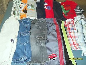 Infant Toddler Boy Clothing Lot Size 18 Months Jeans Shirts Sonoma Children's PL