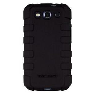 Body Glove Drop Suit Rugged Cell Phone Case for Samsung Galaxy s III Black S3