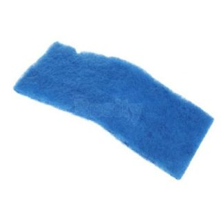 12 5 x 4 7 x 0 7 inch Blue Fish Tank Aquarium Biochemical Filter Sponge Pad