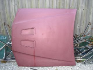 1987 Thunderbird Turbo Coupe Factory RAM Air Scooped Hood 87 with Seal