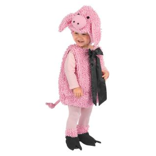 One Step Ahead Baby Toddler Pig Halloween Costume Bubble Suit