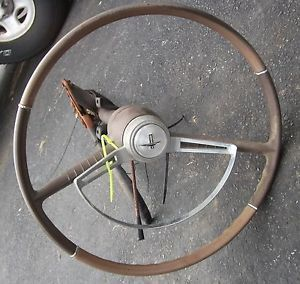 1964 Corvair Monza Steering Wheel Hot Rod Street Rat Part