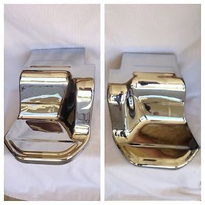 1973 1987 Chevy Pickup Truck Bed Chrome Step Side Set Left and Right