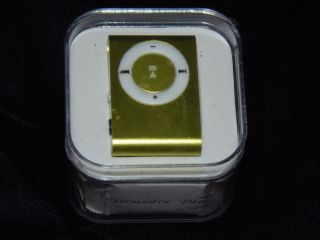Multimedia Player USB Flash Disk Clip on Compact Brand New in Pkg