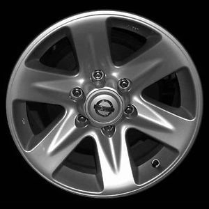 "62403 Nissan Pathfinder 2002 17"" Used Wheels Car Rims Parts Alloy"