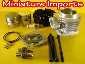 Mini Moto Dirt Bike Race Bike Quad Big Bore Kit 5 Port Performance Piston BHP