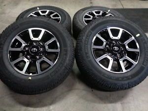 "2014 Toyota Tundra 18"" Factory Wheels Rims and Tires Set of 4"