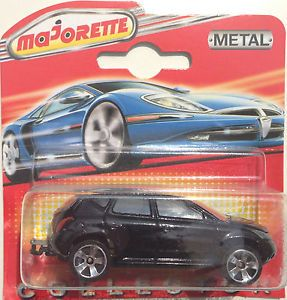 Majorette Metal Collector No 214B Nissan Murano Black New