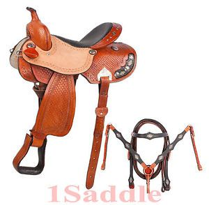 New Barrel Racing Saddles