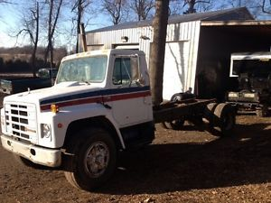 International Harvester Farm Parts Truck