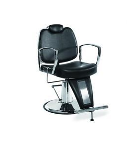 Fashion All Purpose Hydraulic Recline Barber Chair Shampoo Spa Salon Styling 17W
