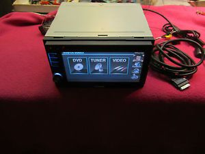 Kenwood DNX5120 in Dash 6 1 Touchscreen Double DIN Car DVD Player GPS