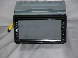 "Kenwood Excelon DDX8017 6 5"" DVD CD Double DIN Touch Screen in Dash Car Monitor"