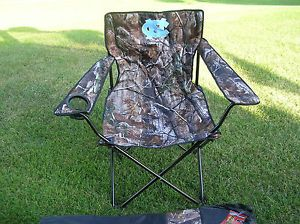 North Carolina Realtree Big Boy Folding Chair 24 5x24 5 Seat Holds Up to 350lb