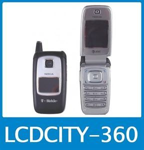 US Unlocked Nokia 6103B T Mobile Camera Flip Cell Phone