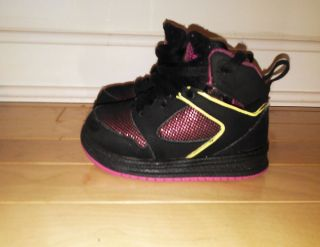 Nike Air Jordan Retro 3 Girl's Toddler TD Size 5c