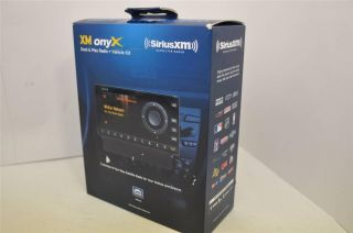 Sirius XM Onyx Dock with Color Display and Play Radio XDNX1V1 Vehicle Kit 778890206849