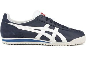 Asics Onitsuka Tiger Tiger Corsair Le D319L 5001 New Unisex Navy White Shoes