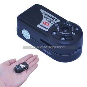 HD 1080p Mini Thumb Spy Camera DVR Smallest DV Digital Video Camcorder Q5
