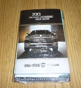 Dodge RAM 1500 Owners Manual