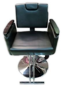 Professional All Purpose Reclining Hydraulic Styling Salon Barber Chair Black
