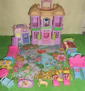 Fisher Price Sweet Streets Furniture