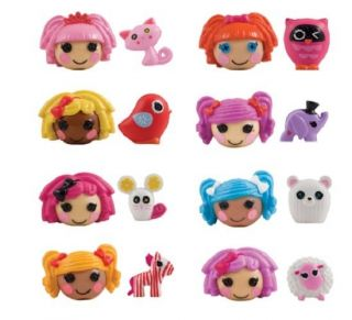 16 Lalaloopsy Pencil Toppers Party Favors Licinsed Product