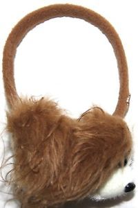 Fuzzy Nation Dog Ear Muffs D Cavalier King Charles Spaniel