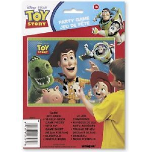 Disney Toy Story 1 Party Game Birthday Party Supply Decorations