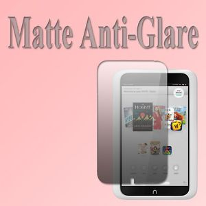 "3pcs x Matte Anti Glare Screen Protector for Nook HD 7"" inch eBook Reader Tablet"