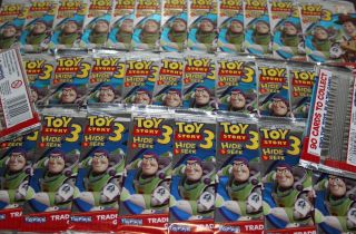 50 Packs Disney Toy Story Cards Game Party Bag Favours Pinata Fillers Prizes