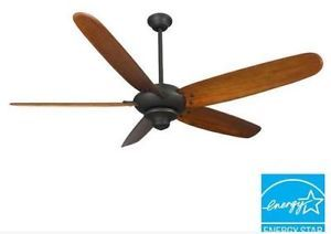 Hampton Bay Altura 68 inch Ceiling Fan Bronze with Remote Control