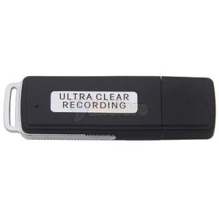 8GB Mini Audio Digital USB Pen Flash Drive Voice Recorder Flash Drive Recording